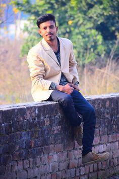 sad shammi Sad, Suit Jacket, Blazer, Suits, Jackets, Style, Fashion, Down Jackets, Swag
