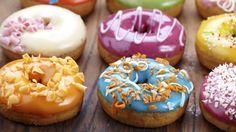 Ein How-To für Donuts. Merken! Backen! Essen!