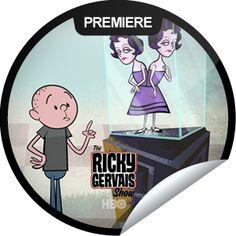 The Ricky Gervais Show Season 3 Premiere