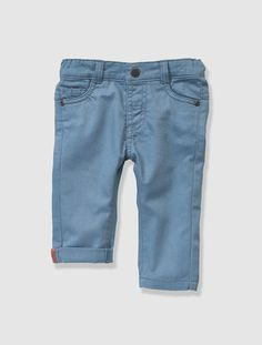 Boys' Clothing (newborn-5t) Initiative Vertbaudet Boys Designer Dungarees X 2 Age 18m Clothing, Shoes & Accessories