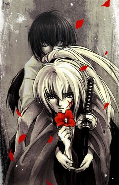 Rurouni Kenshin - best samurai manga ever.