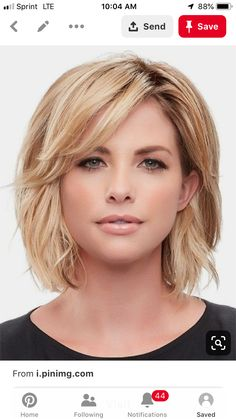 50 besten Ideen für Kurzhaarfrisuren 2020 Thin Hair Cuts short cuts for thin fine hair Medium Hair Styles, Curly Hair Styles, Hair Styles For 50, Messy Medium Hair, Thin Hair Cuts, Short Hair Cuts For Round Faces, Thick Hair, Short Cuts, Straight Hair