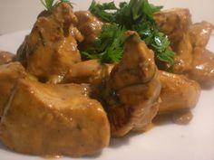 Filé de frango ao molho de mostarda - Tem Delícia na Cozinha