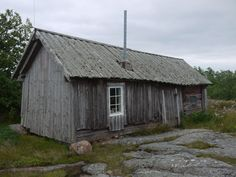 Visiting Sälskär lighthouse island #Åland Finland, Cabins, Denmark, Lighthouse, Bungalow, Sailing, Journey, Cottage, Contemporary