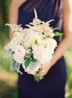 #bouquet  Photography: Laura Gordon Photography - lauragordonphotography.com Planning + Design: Tyler Flood - tylerflood.carbonmade.com Floral Design: Sugar Magnolias - naturecomposed.com  Read More: http://stylemepretty.com/2013/01/24/charlottesville-virginia-wedding-from-laura-gordon-photography/