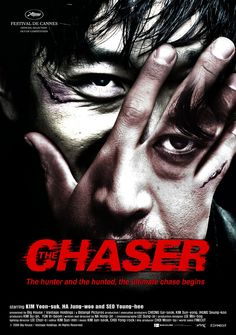 """The Chaser"" AKA ""Chugyeogja"" > 2008 > Directed by: Hong-jin Na > Crime / Drama / Thriller / Action Thriller / Psychological Thriller"