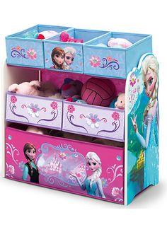 6-Boxen Regal, Die Eiskönigin