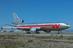 Western Airlines McDonnell-Douglas DC-10-10