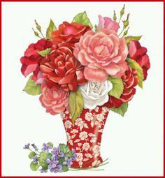 Beautiful artwork from *Mary Lake Thompson Ltd.*  on fb