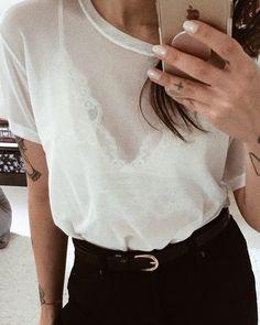 b7fda9cd1 44 melhores imagens da pasta Blusa de tule | Woman fashion, Womens ...