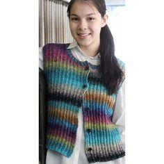 Check out Noro Janome Waistcoat (Akita) PDF at WEBS   Yarn.com.