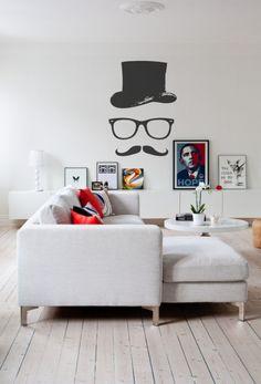 Mustache Murals