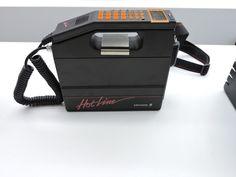 Museo Telecomunicaciones - Teléfono Hotline de Ericsson de primera generación…