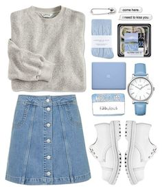 """Use Somebody"" by blood-under-the-skin ❤ liked on Polyvore featuring Topshop, Jeffrey Campbell, Timex, Johnstons, Cotton Candy and Disney Couture"