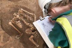 Sixty Roman skeletons found beneath hotel swimming pool in York - Yorkshire Post Hotel Swimming Pool, Roman Britain, York Hotels, Roman History, Scary, Skeletons, Yorkshire, Roman Empire, Skeleton