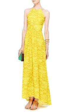 Corset-Back Maxi Dress by Tibi - Moda Operandi