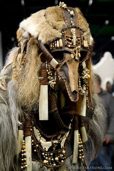 shamanic clothing