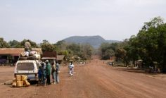 The Kenema highway