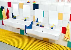 Free To Use Miranit Childrens Wash And Play Trough Bim Object From Franke Sissons Ltd