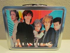 DURAN DURAN band Retro 1980's Punk snack size by KatieKatsPails, $20.00 @Cat Gairns I WANT THIS FOR MY BIRTHDAY!!!