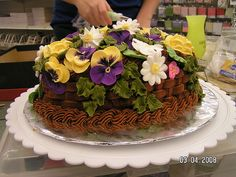 This reminds me of the birthday cakes my  mum made for us when we were little.