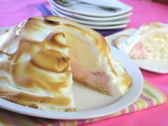 Hungry Girl's Baked Alaska recipe is low-cal and looks pretty phenomenal.