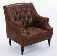 欧式美式单人双人真皮艺沙发椅小户型咖啡酒店客厅创意复古小家具-淘宝网