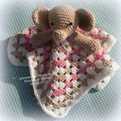 Amimammie: Knuffeldoekjes voor....