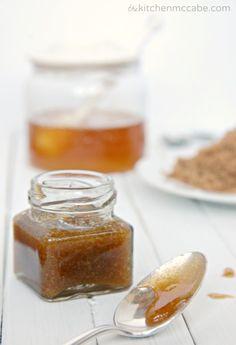 Brown Sugar Honey Facial Scrub-Natural Skin Care Products