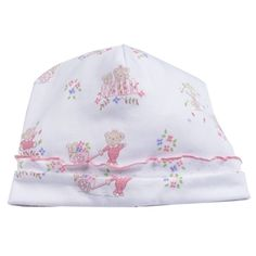 Kissy Kissy - Beary Sweet Print Hat www.atterdagkids.com