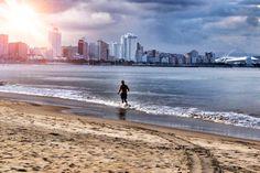 Surf Wear, New York Skyline, Surfing, African, Beach, Water, Travel, Outdoor, Gripe Water