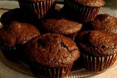 Muffins, Cake Bars, Sweet And Salty, Sweet Recipes, Cocoa, Biscuits, Caramel, Brunch, Cooking Recipes