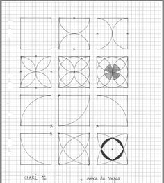 Mandala Drawing, Drawing Practice, Geometric Art, Tangled, Christmas Bulbs, Diagram, Learning, Drawings, Decorations