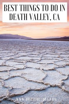 14 Best things to do in Death Valley National Park, California via Death Valley Road, Death Valley National Park, Visit California, California Travel, North America Destinations, Travel Destinations, Us Road Trip, Us National Parks, United States Travel
