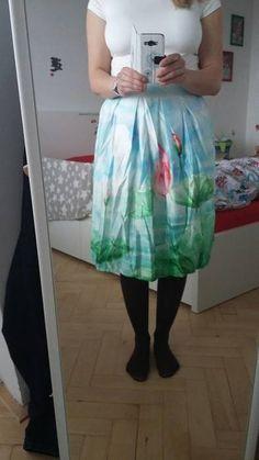 Nová nádherná midi sukně - AliExpress BAZAR česky 6734bde2e01