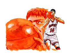 Slam Dunk Photo: This Photo was uploaded by daiianita. Find other Slam Dunk pictures and photos or upload your own with Photobucket free image and video… Michael Jordan Slam Dunk, Slam Dunk Anime, Inoue Takehiko, X Games, Burton Snowboards, Skateboard Art, Kitesurfing, Longboards, Slammed