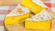 Torta di Mais con Mele - Senza Glutine