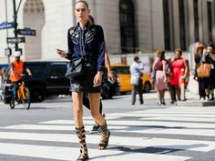 Seis maneras de llevar la tendencia 'criss-cross' este verano - Foto 8