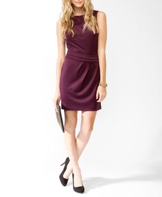 #Plum Bias Sheath #Dress from @Forever 21 at Westfield Wheaton