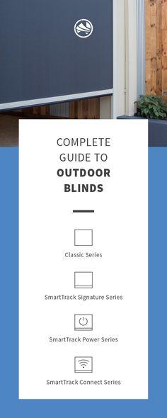 Outdoor Blinds, Classic Series, Outdoor Living, Outdoor Decor, Be Perfect, Pergola, Patio, Home Decor, Outdoor Life