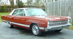 1967 Plymouth Fury VIP Four Door Hardtop