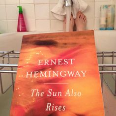 The best parts of The Sun Also Rises by Ernest Hemingway. | Mighty Girl