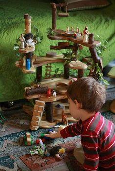 *Добрые руки* (Деревянные игрушки и мебель)