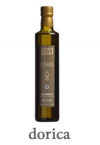 Faris Kalamata Extra Virgin Olive oil from Greece by Agrexpo. Elaiones Tagkalaki Extra Virgin Olive oil from Greece. Selected by www.soilandsun.co.uk, FOS Squared, Finest and most eclectic food elements, London.UK