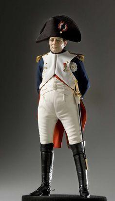 Napoleon Bonaparte - A Little Man w/Great Charisma & a Grand Design for the World