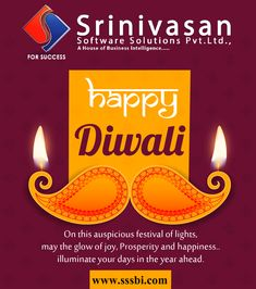 Wishing you all Happy Technology Consulting, Happy Diwali, Business Intelligence, Festival Lights, Wish, Software, Success