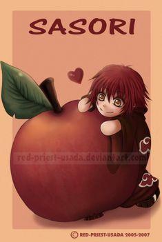 Sasori = Apple