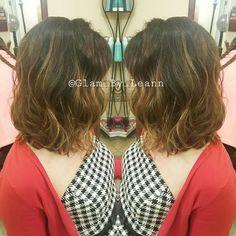 Balayage Lob Love!  #glambyleann #mechanicsburg #centralpa #pa #harrisburg #hershey #hairstylist #hairstylistproblems #hairdresser #hair #balayage #ombre #hairpainting #paintedhair #blonde #blondes #balayageombre #trend #fashion #Bob #lob #hairstyle#haircolor #saturday #stylist  #modernsalon #1000orbust #btcpics @modernsalon @behindthechair_com @american_salon @stylistssupportingstylists @beautylaunchpad