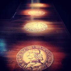 Cliente: Museo della Civiltà Cavalleresca - Interior Decoration - Stampa e Allestimento Vinile Calpestabile - Castiglia - Saluzzo - #interiordecoration #museum #digitalprint
