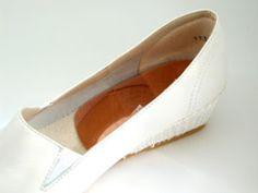 Semelles dans les Chaussures Exactement, Slip On, Wedges, Sneakers, Shoes, Fashion, Copper, Shoe, Tennis Sneakers